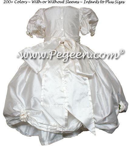 Back - Flower Girl Dress Style 968