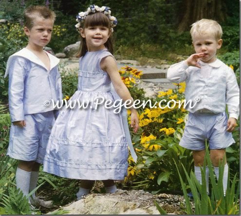 Boy's 3 pc vest suit for younger boys (right)