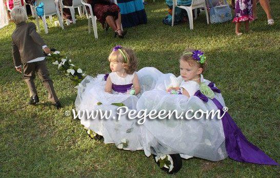 Flower Girl Dress Style 802