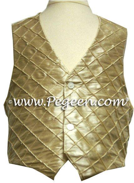 Tawny Gold Vest