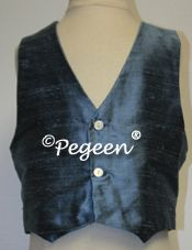 Arial Blue Vest